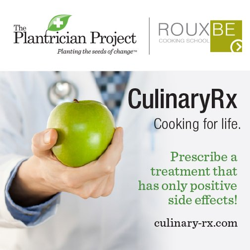 Culinary RX Plant-Based Nutrition Online Cooking Course